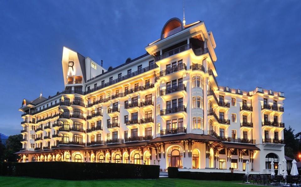 HOTEL ROYAL – Evian (74)