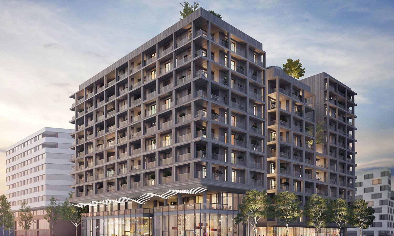 projet immobilier New G Paris 13