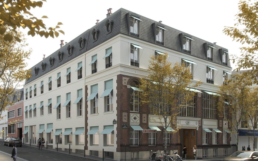64 PARMENTIER – Paris (75)