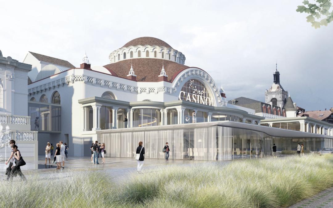 Casino D'Evian – Evian-Lès-Bains (74)