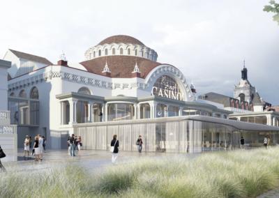 Casino – Evian-Lès-Bains (74)