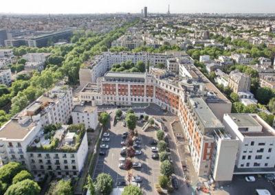 Hôpital Américain – Neuilly-sur-Seine (92)